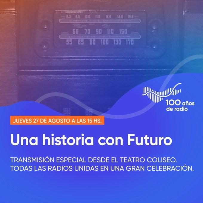 100 AÑOS DE RADIO