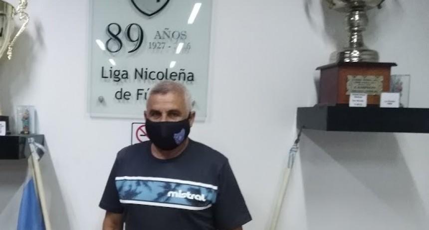 LIGA NICOLEÑA DE FÚTBOL